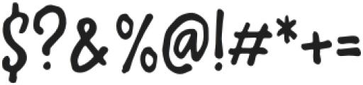 MeizdaRegular otf (400) Font OTHER CHARS
