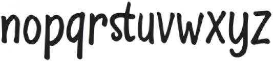 MeizdaRegular otf (400) Font LOWERCASE
