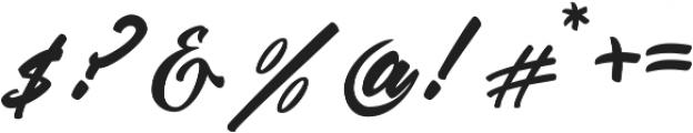 Mekar Script ttf (400) Font OTHER CHARS