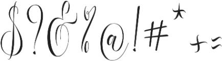 Melamar Swash_1 ttf (400) Font OTHER CHARS