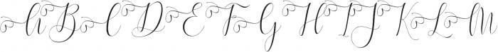 Melamar Titling_1 ttf (400) Font UPPERCASE