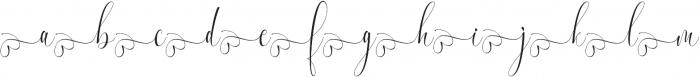 Melamar Titling_1 ttf (400) Font LOWERCASE