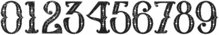 Melanesia Vintage otf (400) Font OTHER CHARS