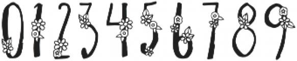Melange Regular otf (400) Font OTHER CHARS