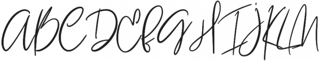 Melanott otf (400) Font UPPERCASE
