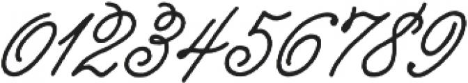 Melany Lane otf (400) Font OTHER CHARS