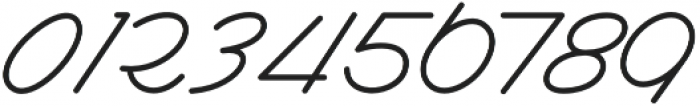 Melay Script otf (400) Font OTHER CHARS