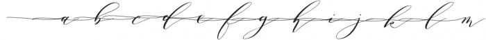 Melika Letter B ttf (400) Font LOWERCASE