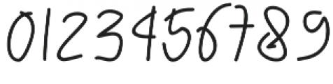 Melitta  jeffry otf (400) Font OTHER CHARS