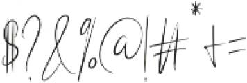 Mellati Script otf (400) Font OTHER CHARS