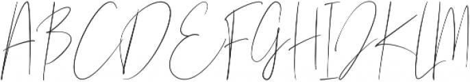 Mellati Script otf (400) Font UPPERCASE