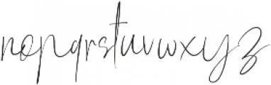 Mellati Script otf (400) Font LOWERCASE