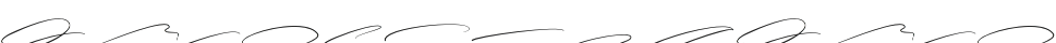 Mellati Swash otf (400) Font LOWERCASE