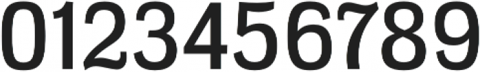 Meloche Regular otf (400) Font OTHER CHARS