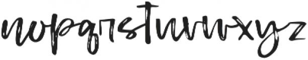 Melody & Lyrics Script otf (400) Font LOWERCASE