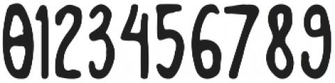 Memorable otf (400) Font OTHER CHARS