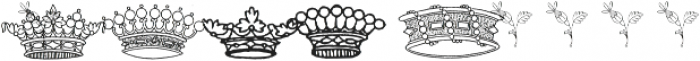 MeninaCarinhosa ttf (400) Font OTHER CHARS