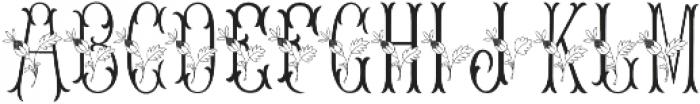 MeninaCarinhosa ttf (400) Font UPPERCASE