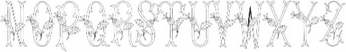 MeninaCarinhosa ttf (400) Font LOWERCASE