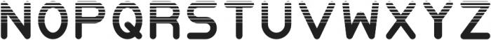 Menipis otf (400) Font LOWERCASE