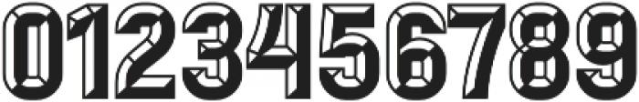 Mensrea Bevelshade otf (400) Font OTHER CHARS