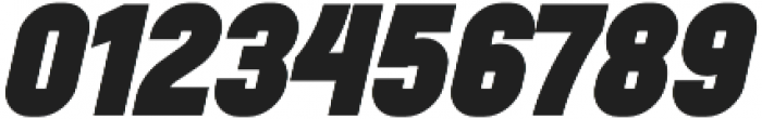 Mensrea Black Italic otf (900) Font OTHER CHARS