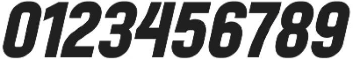 Mensrea Bold Italic otf (700) Font OTHER CHARS