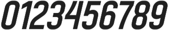 Mensrea Regular Italic otf (400) Font OTHER CHARS