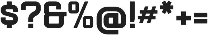 Mensura Slab Black Regular otf (900) Font OTHER CHARS