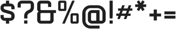 Mensura Slab Bold Regular otf (700) Font OTHER CHARS