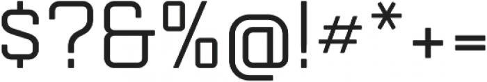 Mensura Slab Regular Regular otf (400) Font OTHER CHARS