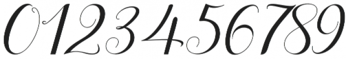 Menttion Script otf (400) Font OTHER CHARS