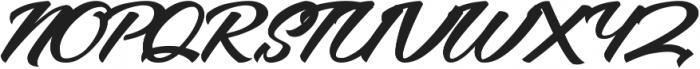 Meraphy otf (400) Font UPPERCASE