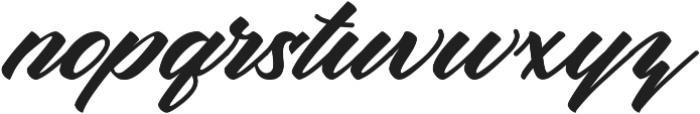 Meraphy otf (400) Font LOWERCASE