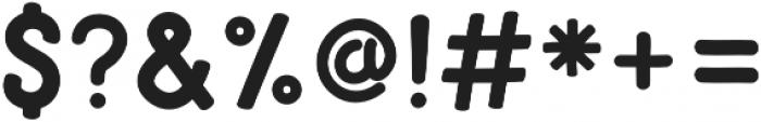 Merdeka otf (400) Font OTHER CHARS