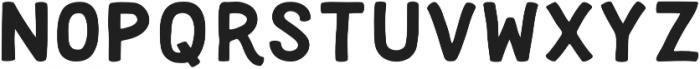 Merdeka otf (400) Font LOWERCASE