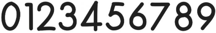 Merendina Medium otf (500) Font OTHER CHARS