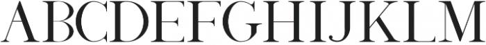 Mermaid Lagoon Serif otf (400) Font UPPERCASE