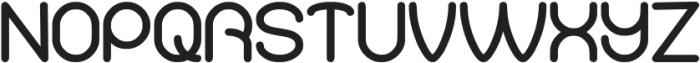 Merpati Putih Bold otf (700) Font UPPERCASE
