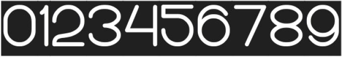 Merpati Putih-Inverse otf (400) Font OTHER CHARS