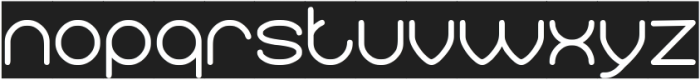 Merpati Putih-Inverse otf (400) Font LOWERCASE