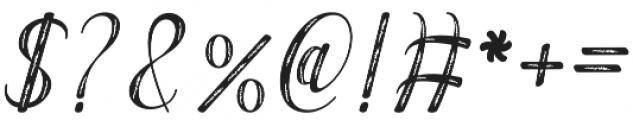 Merpati otf (400) Font OTHER CHARS