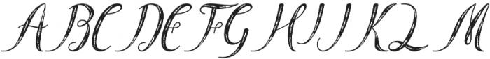 Merpati otf (400) Font UPPERCASE