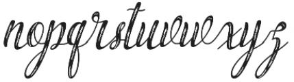 Merpati otf (400) Font LOWERCASE