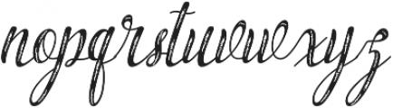Merpati ttf (400) Font LOWERCASE