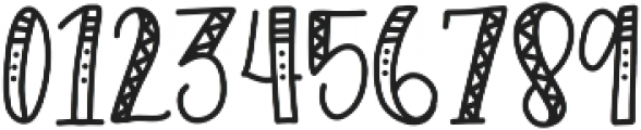 Merrymaking2CLN Regular ttf (400) Font OTHER CHARS