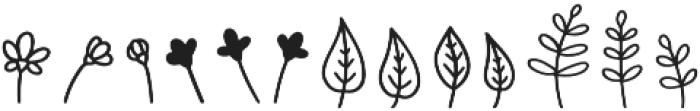 Message In A Bottle Flourishes Regular otf (400) Font UPPERCASE