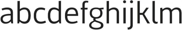 Mestre otf (400) Font LOWERCASE