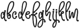 Metafora  Bold  otf (700) Font LOWERCASE