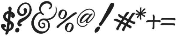 Metalurdo Regular otf (400) Font OTHER CHARS